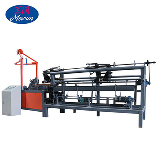 Chain Link Fence Making Machine