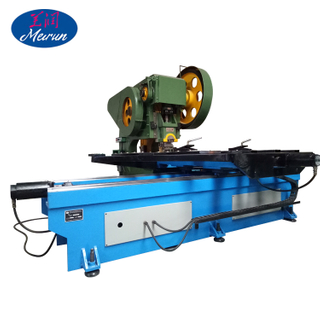 High speed meirun punching machine in factory