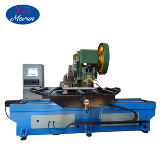 CNC sheet metal punching machine / metal perforating machine china supplier