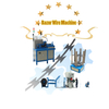 Galvanized Razor Barbe Wire Razor Barbed Wire Machine