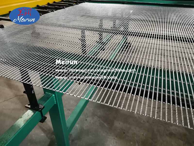 358 Anti Climb High Security Fencing Panels