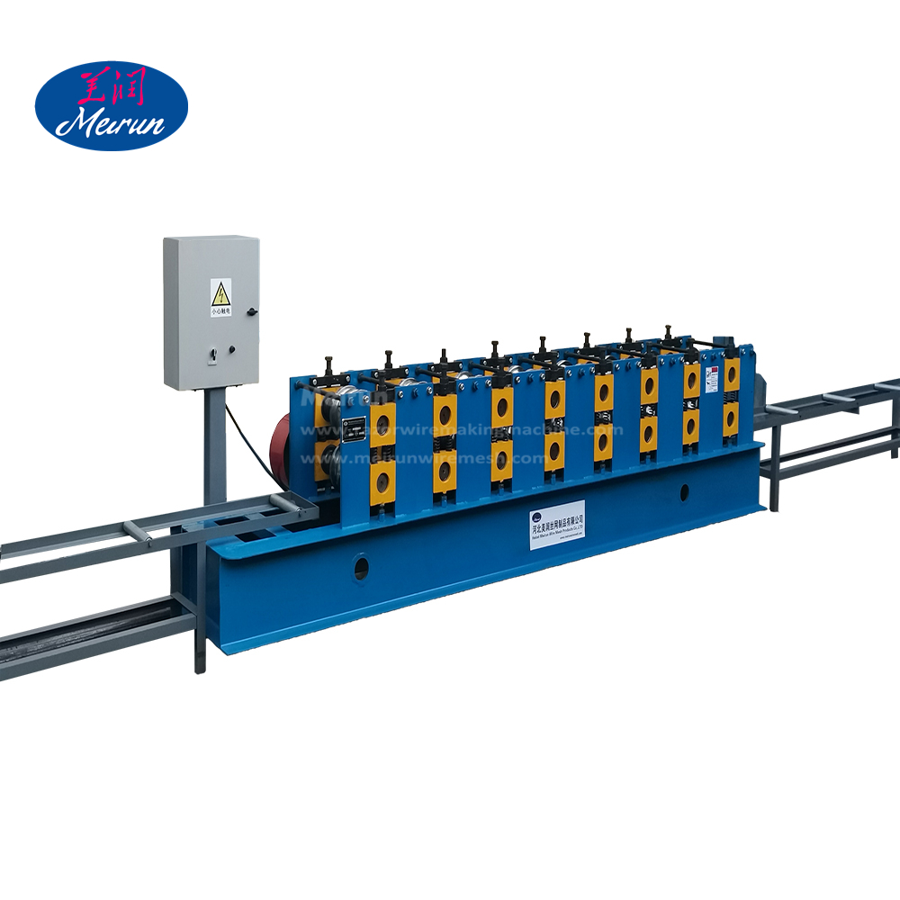 Protecting Fence Column Making Machine