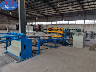 Welded Wire Mesh Machine of Animal Cages