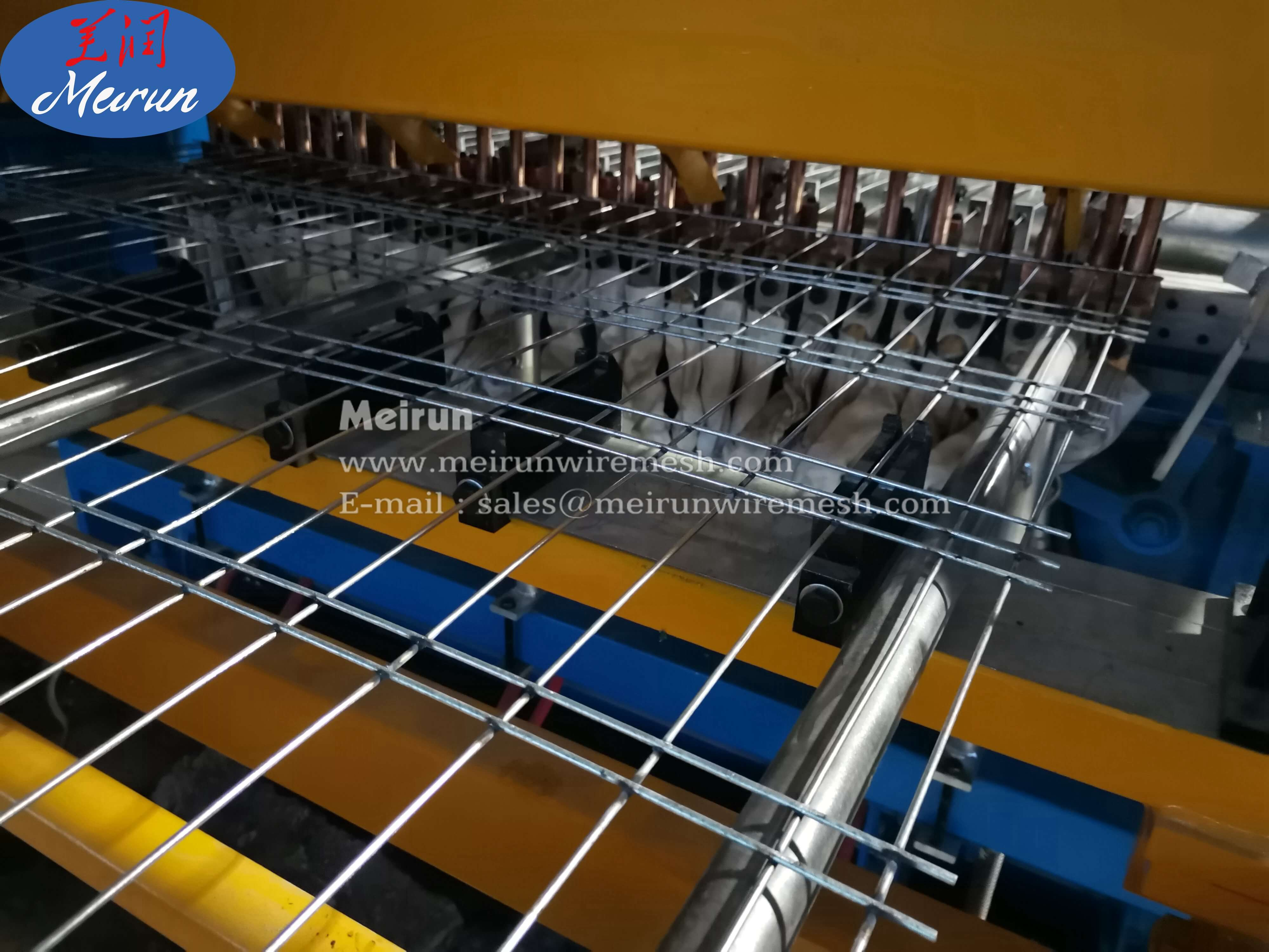 Reinforcing Steel Poultry Cage Welding Machine