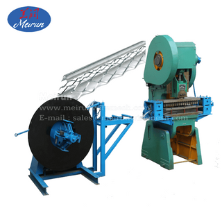 Brick Coil Mesh Making Machine