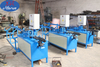 Razor barbed wire welding Straight making machine