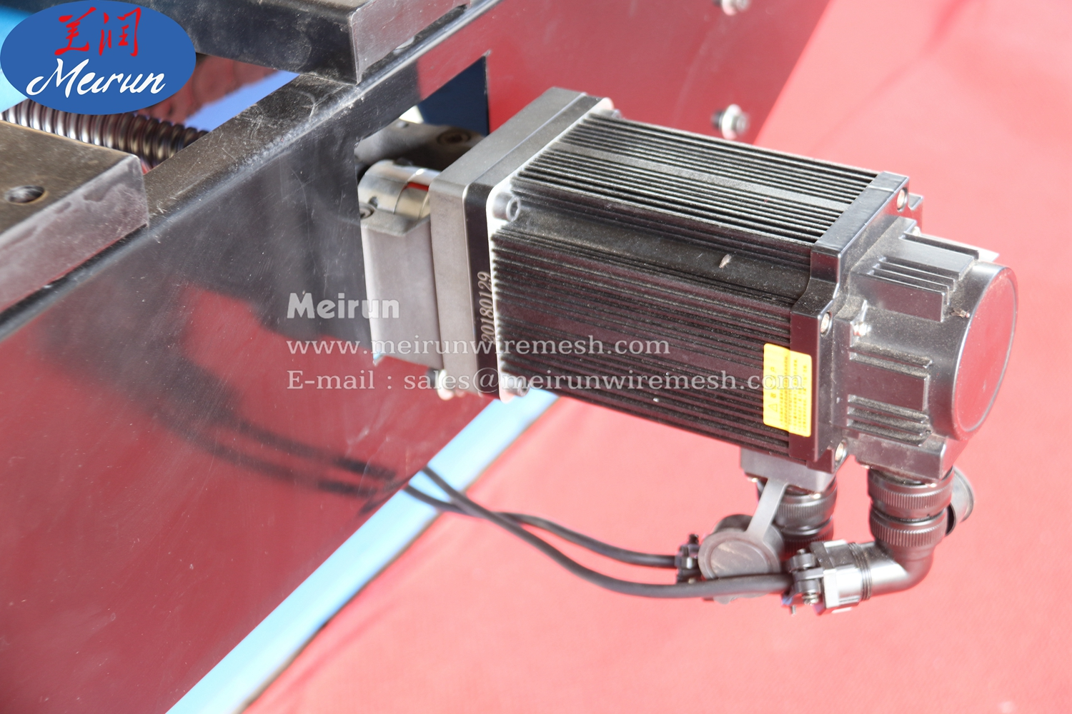 Perforated Metal Mesh Metal Making  Machine