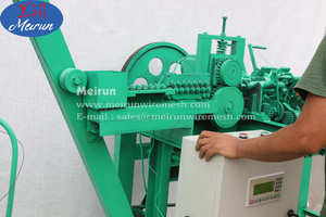 Rebar Tie Wires Double Loop Machine