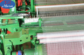 Automatic Crimped Wire Mesh Weaving Machines