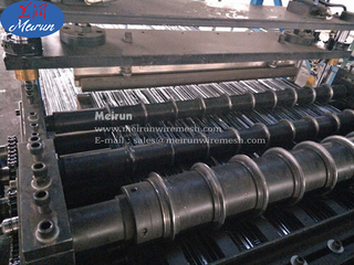 High Ribbed Formwork for Construction machine