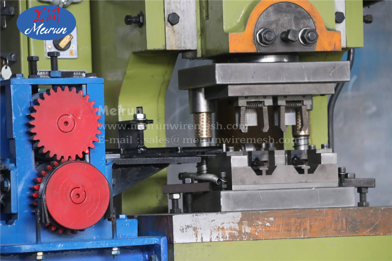 Galvanized Welded Double Loop Tie Clip Wire Machine
